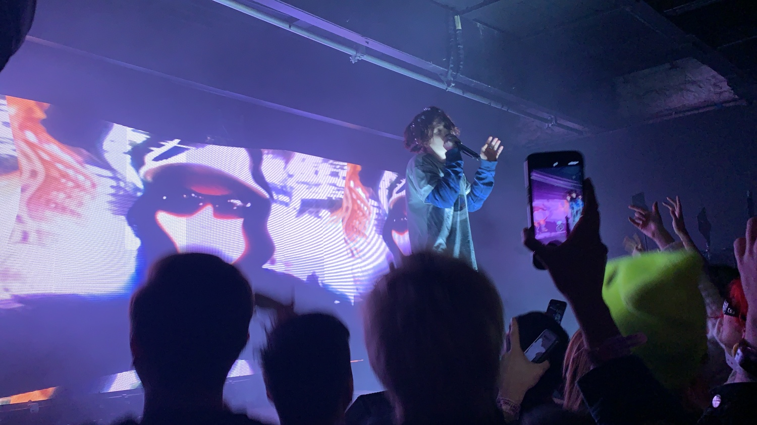 Bladee at SXSW by Jamie Barrientos