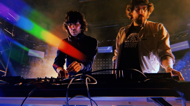 Justice at SXSW by Jamie Barrientos
