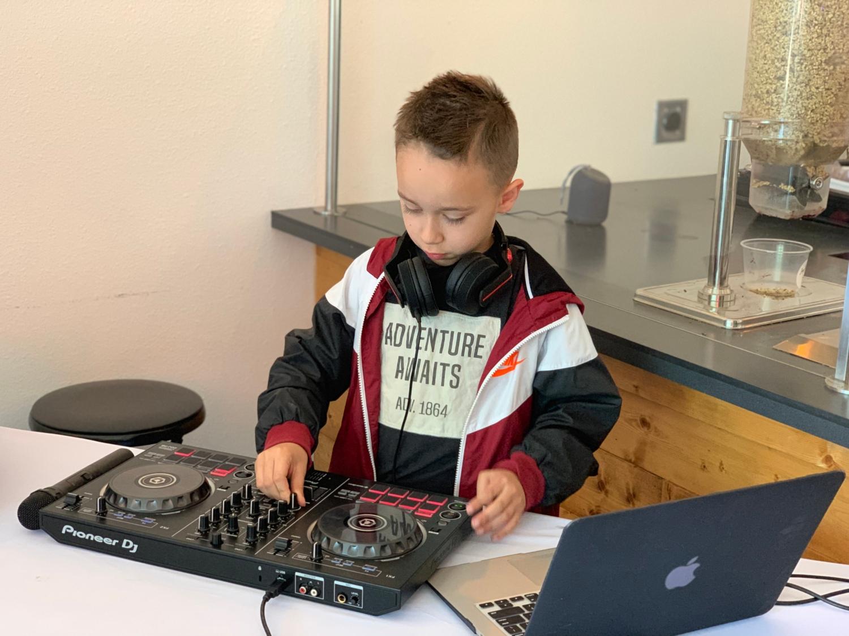 Youngest DJ - DJ Legoo by Jamie Barrientos