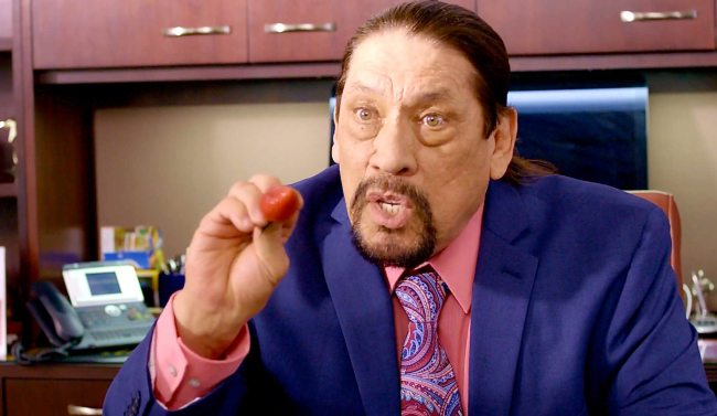 Danny Trejo in The Margarita Man for Jamie Barrientos